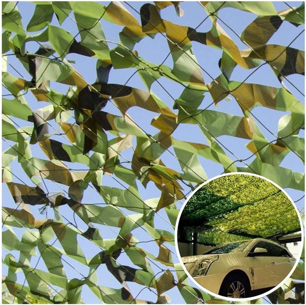 Red de Camuflaje Verde Toldos Terraza 4x6m 4x8m Woodland Refuerzo Malla de Camuflaje Red de Sombra for Militar Coche Protección Solar Toldos Terraza Camping Cubierta jardín Decorativo Toldos: Amazon.es: Hogar