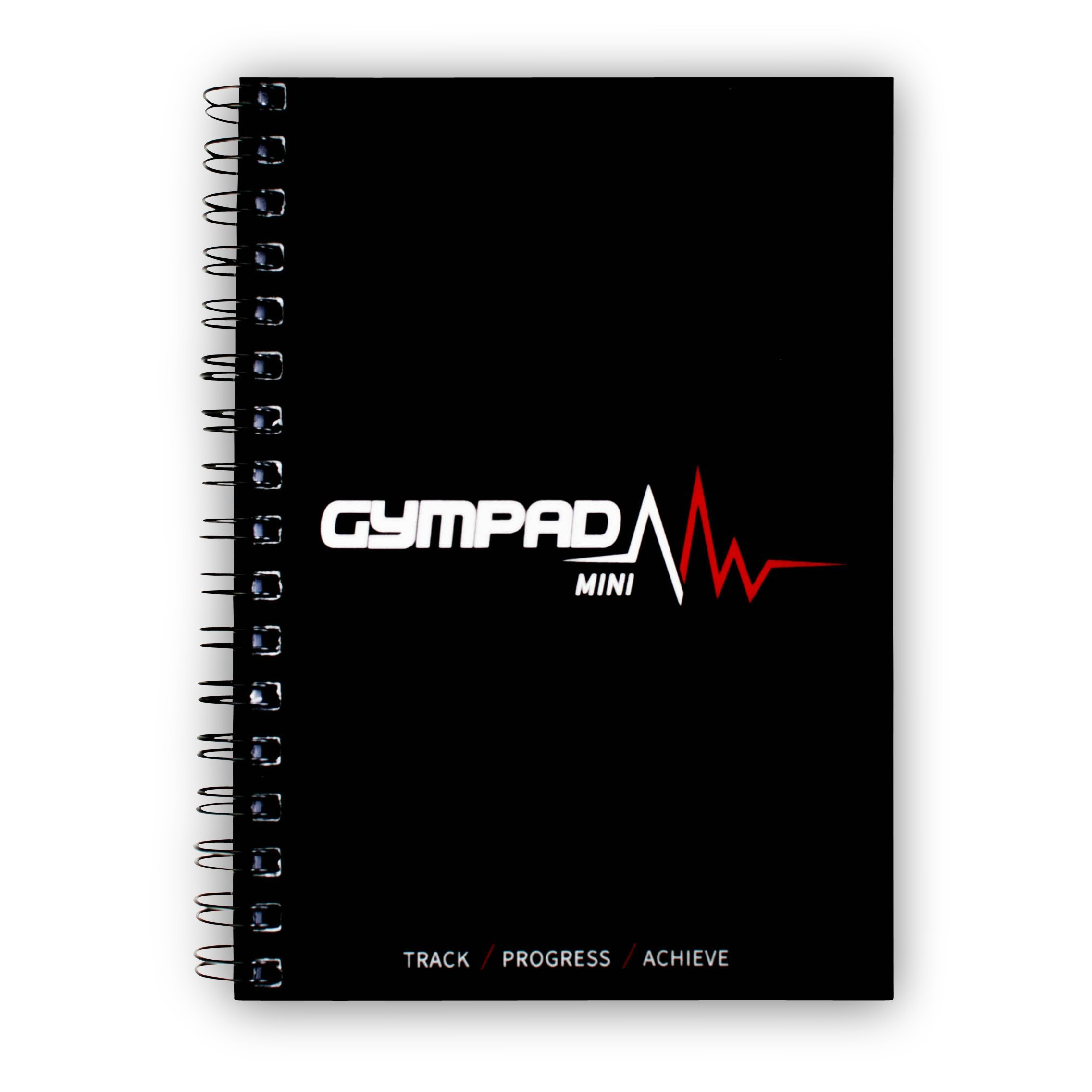GymPad Workout Journal & Fitness Book (A6) – Track Weights, Cardio, Bodybuilding & More! Designed by Fitness…