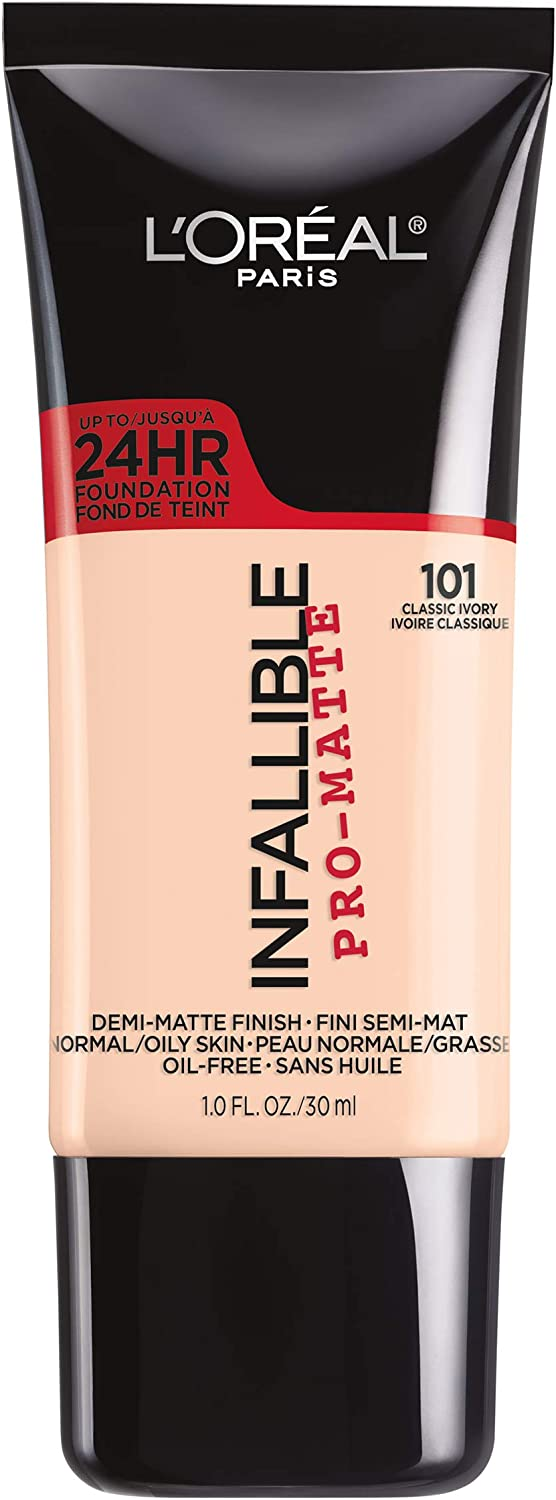 Base L'OREAL Infallible Pro-Matte Foundation
