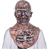 The Walking Dead Zombie Mask - Scary Mask - Halloween Costume Mask - Latex Mask -
