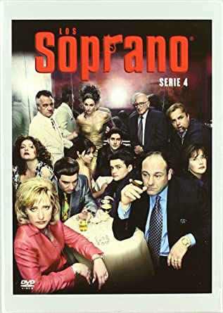 Los Soprano Serie 4 Import Dvd 2004 James Gandolfini Steven