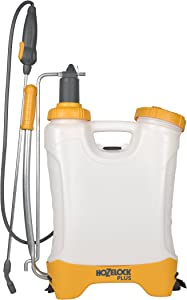 Hozelock Knapsack Outdoor Garden Pressure Sprayer Plus 12 Litre | 4712A