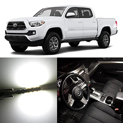 2013 toyota tacoma interior lights
