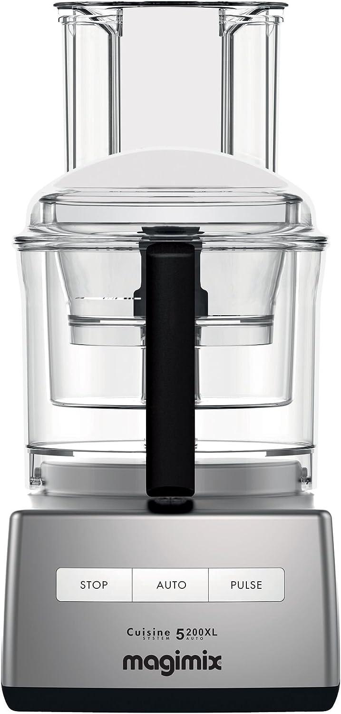 Robot Coupe Magimix - Procesador de alimentos: Amazon.es: Hogar