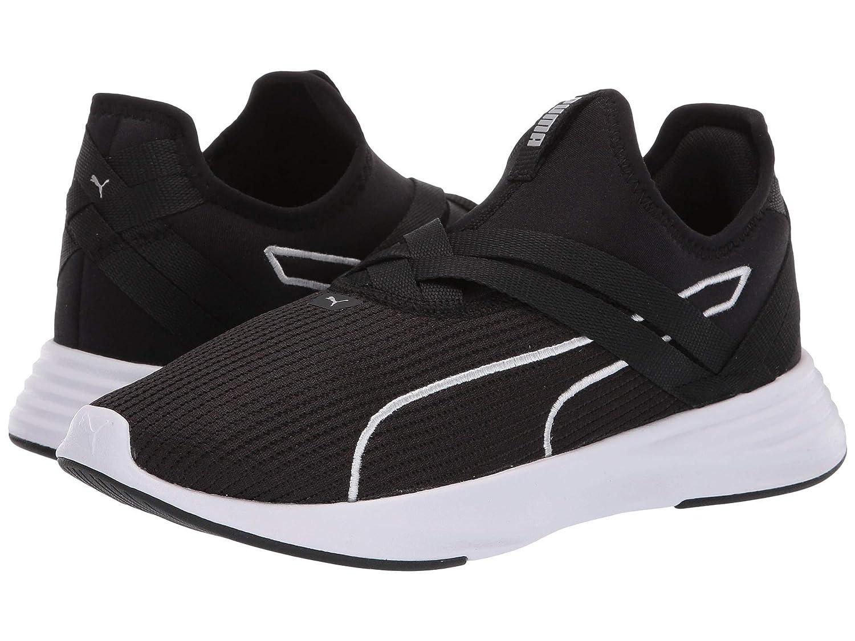 【GINGER掲載商品】 [プーマ] レディースランニングシューズスニーカー靴 Radiate XT Slip-On Black/Puma Black/Puma [並行輸入品] [並行輸入品] B07P8R361X Puma Black/Puma Silver 6.5 (23cm) B 6.5 (23cm) B|Puma Black/Puma Silver, ナガスマチ:cdbf5f4b --- svecha37.ru