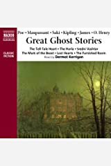 Great Ghost Stories Audible Audiobook