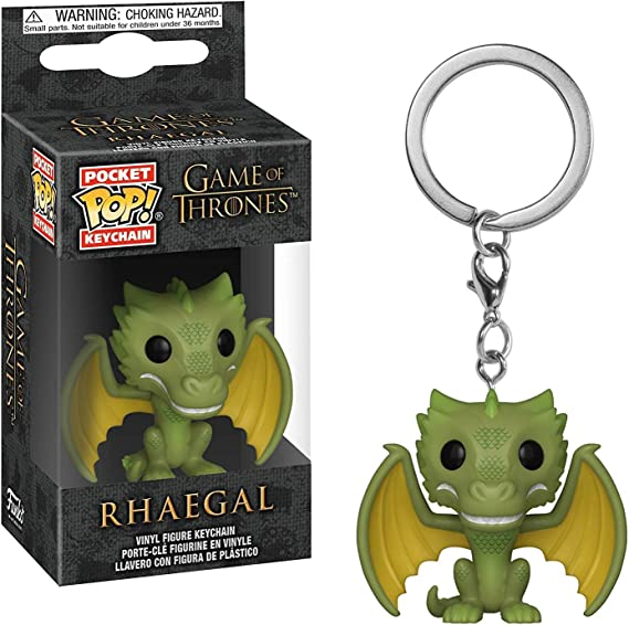 Funko Pop! Keychains: Game of Thrones - Rhaegal