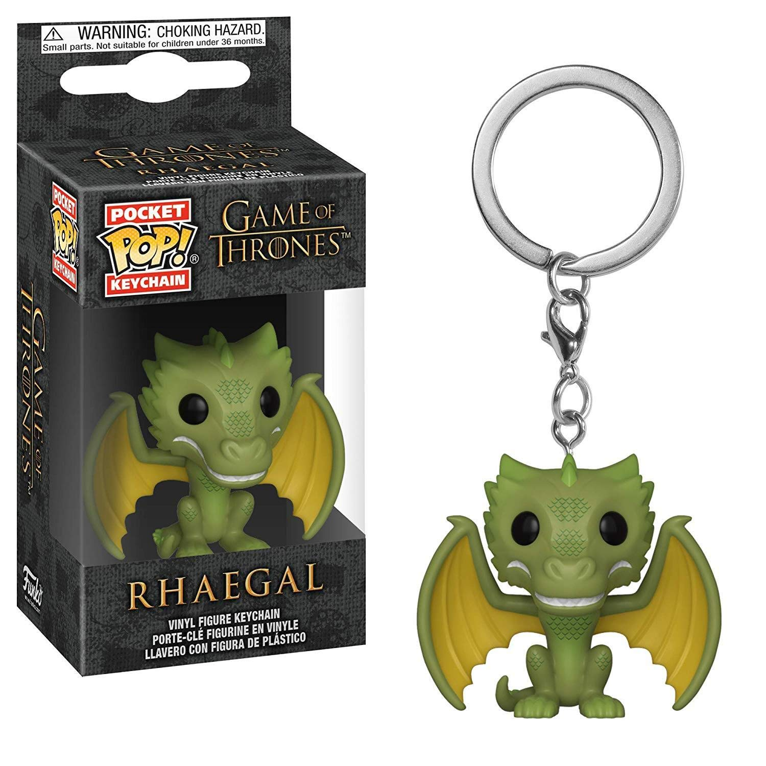 Funko Pop! Keychains: Game of Thrones - Rhaegal
