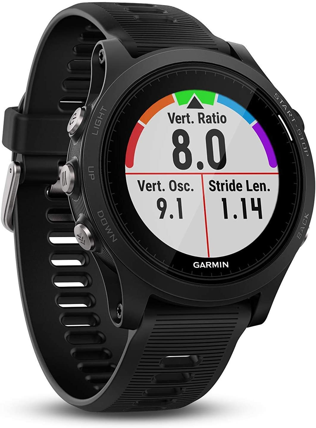 Garmin Forerunner 935 Sleek Sport Watch Running GPS Unit -Black Renewed