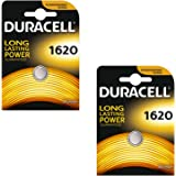 Duracell DL1620 2 pack of Lithium Batteries (2 x 1 blister pack)