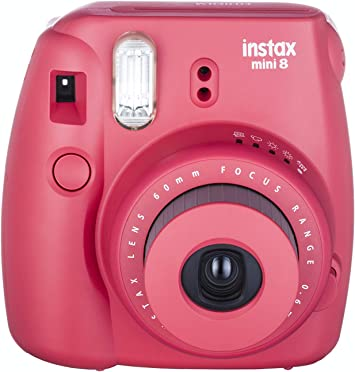 Fujifilm Instax Mini 8 (Raspberry) product image 4