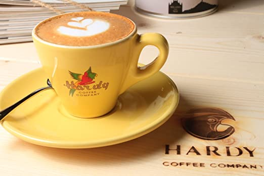 Caffe Hardy Authentic Italian Espresso