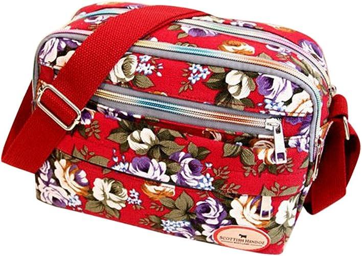 Bags for Women LJSGB Casual Purse Fashion School Leather Backpack Shoulder Bag Crossbody Tote Bag Handbags