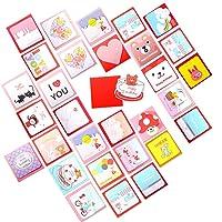 Deals on Geekper 40 Pack Greeting Cards