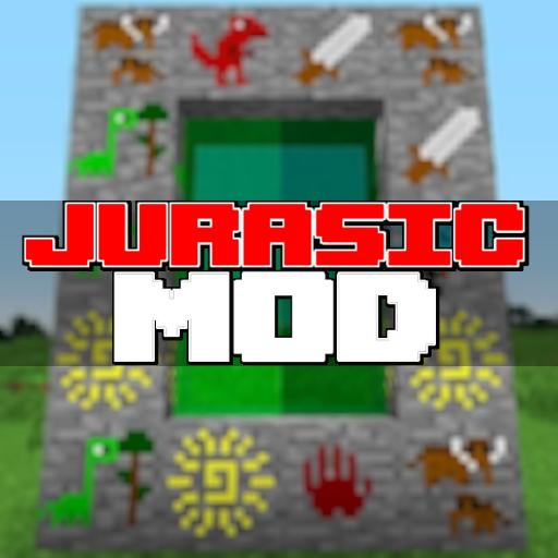 Jurassic Mod for PE