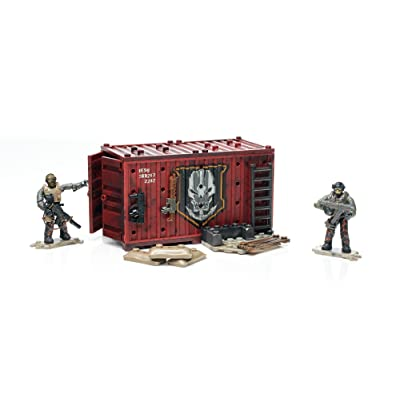Mega Construx Call of Duty Mercenary Outpost Armory: Toys & Games