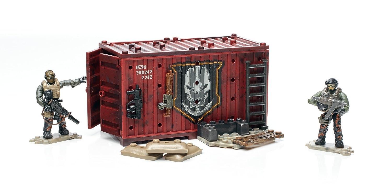 Mega Construx Call of Duty Mercenary Outpost Armory Mattel DYD74