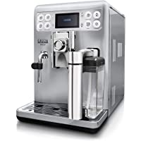 Gaggia ri9700/60Freestanding Fully Automatic Espresso Machine 1.5L Silver, Stainless Steel–Coffee (Freestanding, Espresso Machine, Silver, Stainless Steel, Cup, Stainless Steel, Touch)