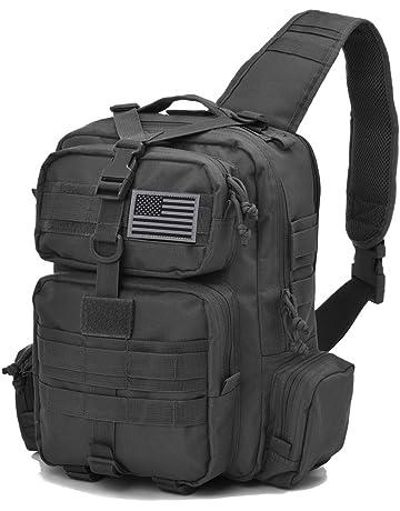 6ecd0bd6ccb0 Tactical Sling Bag Pack Military Rover Shoulder Sling Backpack Molle  Assault Range Bag Everyday Carry Bag