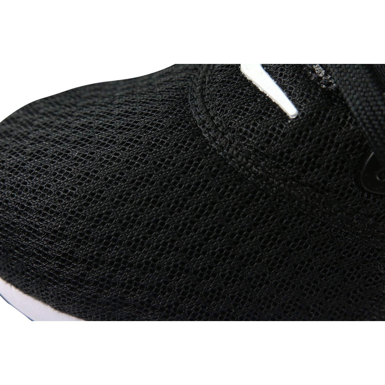 Nike REBEL REACT Schwarz Schwarz Schwarz Schuhe Laufschuhe