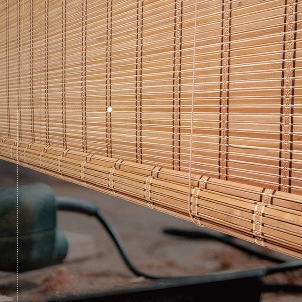 Arella in Bamboo tent in Barrel 1 x 3 Shade without Pulley Outdoor
