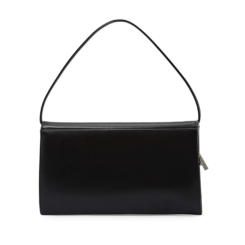 Picard Auguri kuvertväska läder 30 cm svart