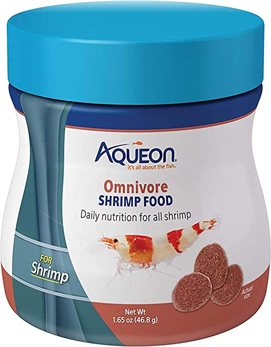The Best Crystal Red Shrimp Food