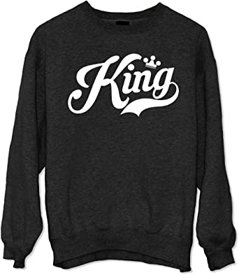 King Cool Awesome Swag Dope Camisa de Entrenamiento Gris XX ...