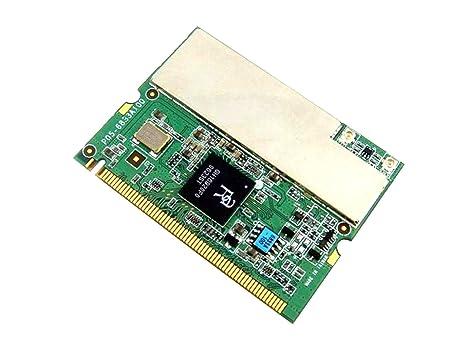 Amazon.com: Ralink rt2561 rt2561t Mini PCI tarjeta de WiFi ...