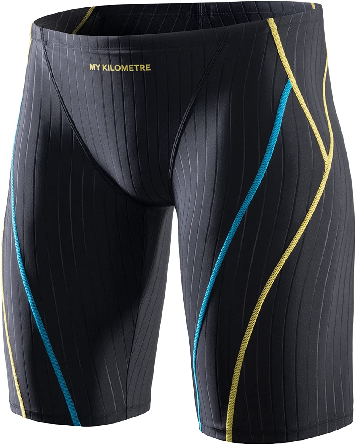 Ispeed Mens Competition Jammer Swimsuit