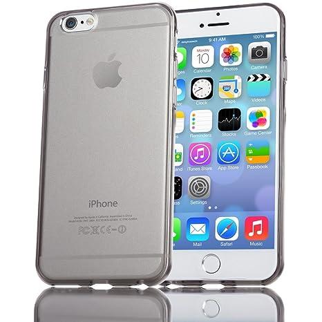 coque silicone fine iphone 6
