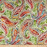 Kelly Ripa Home Bright & Lively Fiesta Fabric By The Yard