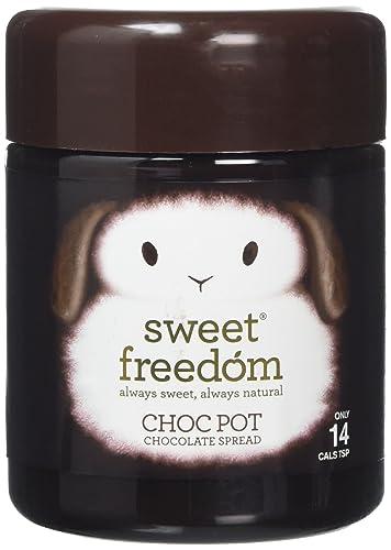 sweet freedom milkshake