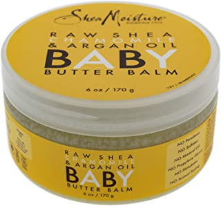product image for Shea Moisture Baby Therapy, Raw Shea Butter, Argan Oil & Extracts Of Frankincense & Myrrh, 6 Ounce