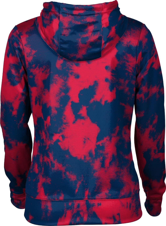 Grunge School Spirit Sweatshirt University of Southern Indiana Girls Pullover Hoodie