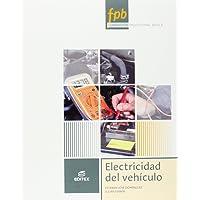 Electricidad del vehículo (Formación Profesional Básica)
