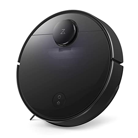 Roborock S4 Robot Vacuum, Precision Navigation, 2000Pa Strong Suction, Robotic Vacuum Cleaner with Mapping, Ideal for Pet Hair, Low-Pile Carpets & ...
