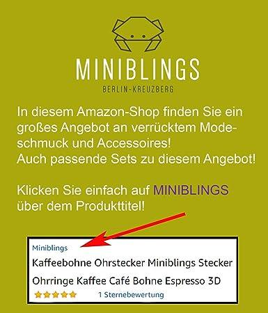 Miniblings Teddy Teddyb/är Handyanh/änger Handyschmuck Pl/üsch B/ärchen braun