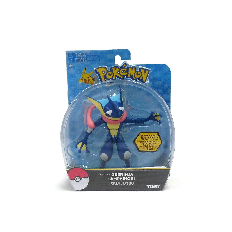 Amazon.com: Pokémon Hero Figure, Greninja: Toys & Games