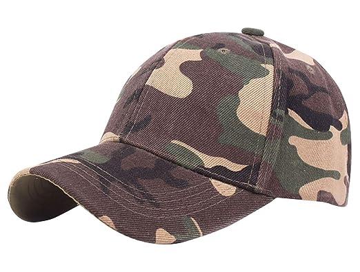 Aivtalk - Sombrero de Visera para Hombre Mujer de Moda Gorra de ...