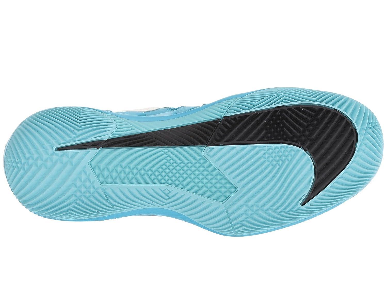 NIKE Women's Air Tennis Zoom Vapor X HC Tennis Air Shoes B0761YNNQQ 5 B(M) US|Lt. Blue Fury/Multi-color/Bleached Aqua c1cf51