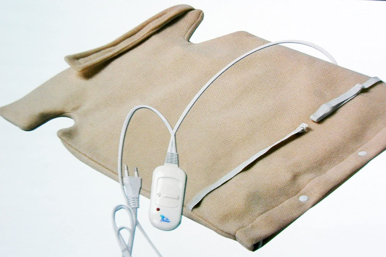 Almohadilla Chaleco CERVICAL Electrica Terapeutica Calor Cuello y