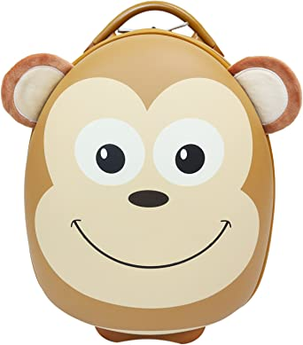 Amazon.com: Emmzoe Kids & Toddler - Maleta con ruedas para ...