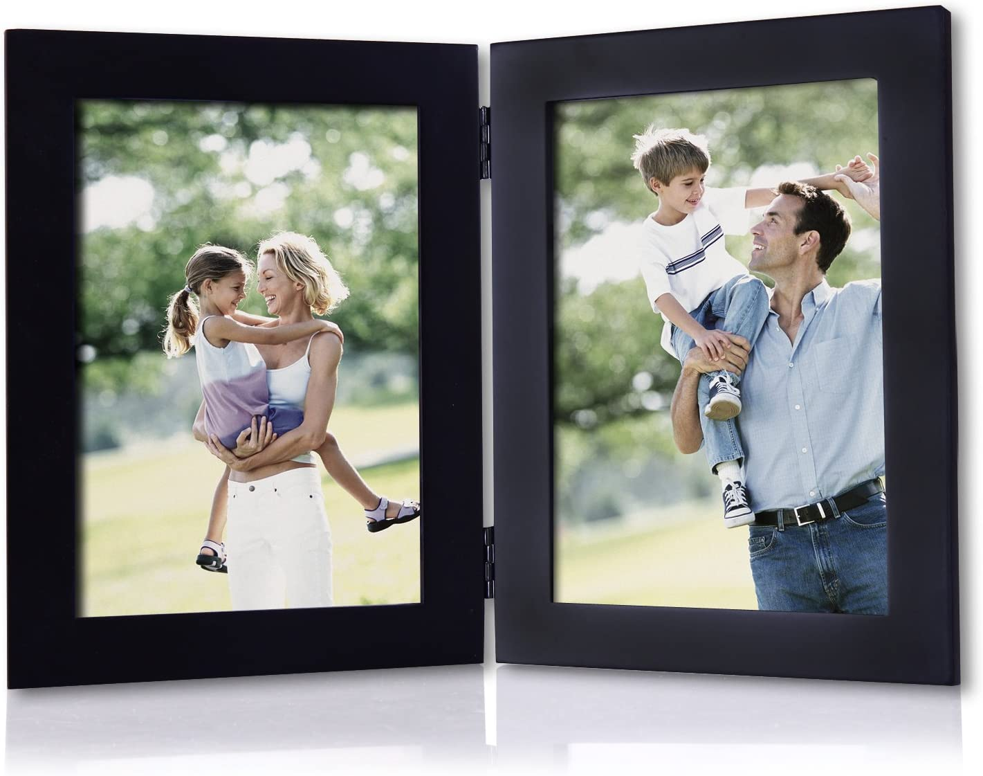 50% Off Coupon – Wood Folding Picture Photo Frame