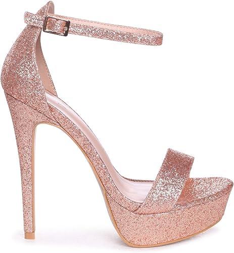 Linzi Alesha - Rose Gold Glitter