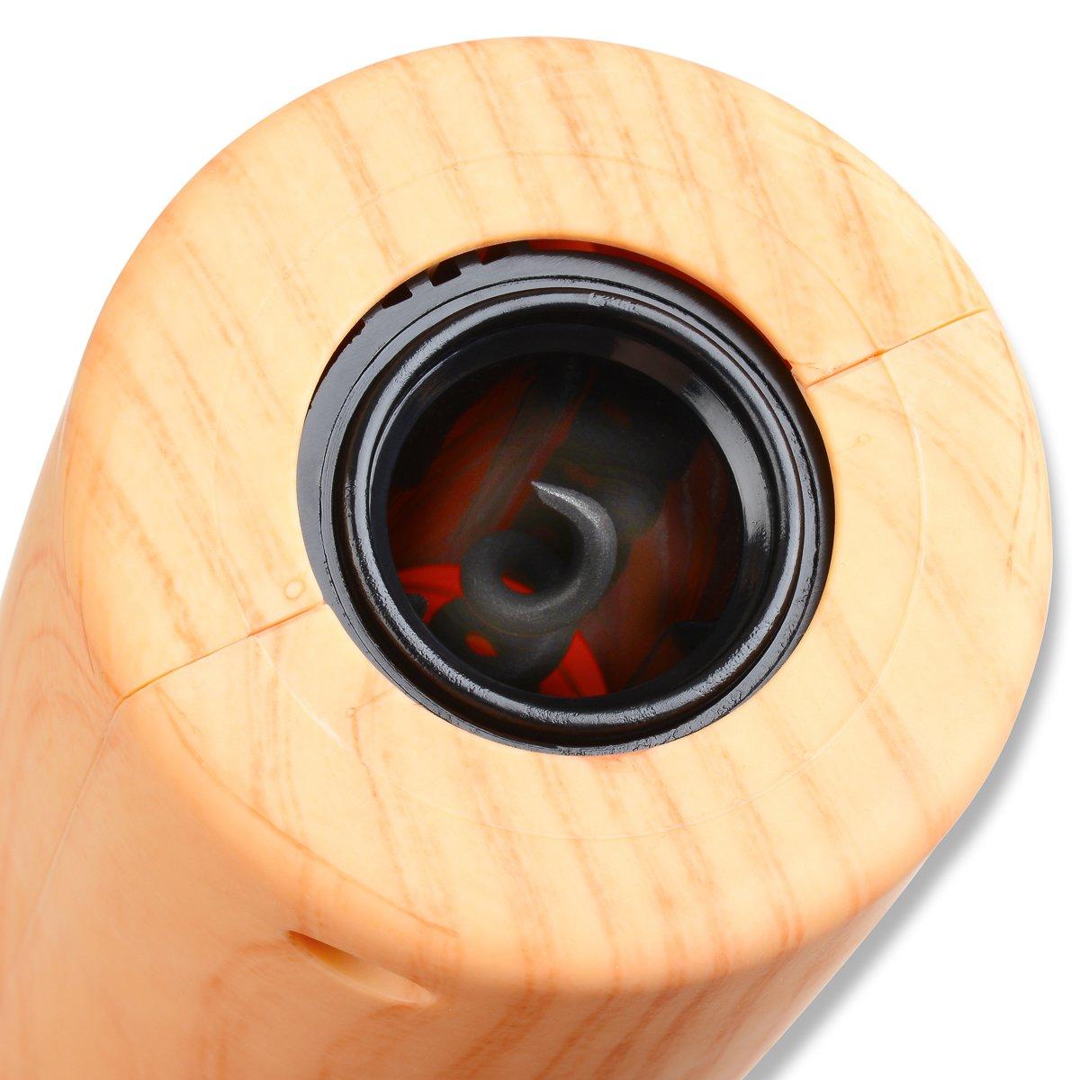 amazon com mlb baseball bat electric wine opener astros