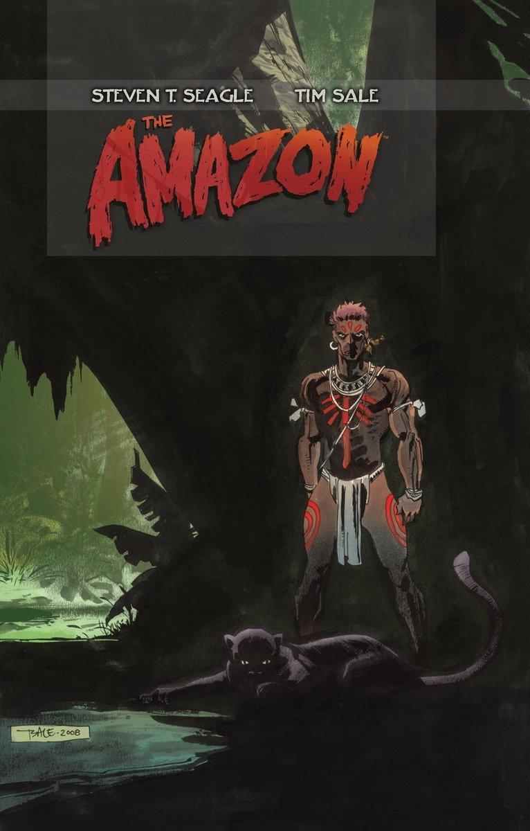 Download The Amazon pdf epub