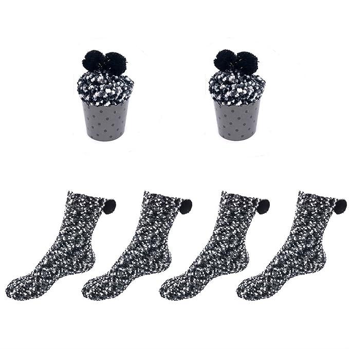 iZoeL mujeres Casual calcetines DIY caja de regalo: Amazon.es: Ropa y accesorios
