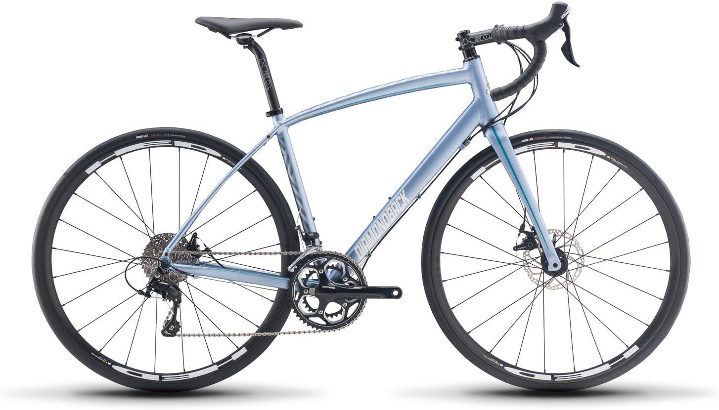 新しい2018 Diamondback Arden 3 Complete Bike ブルー 54cm