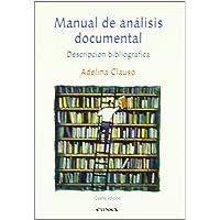 Manual de análisis documental (Comunicación)